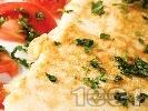 Рецепта Планински омлет с брашно